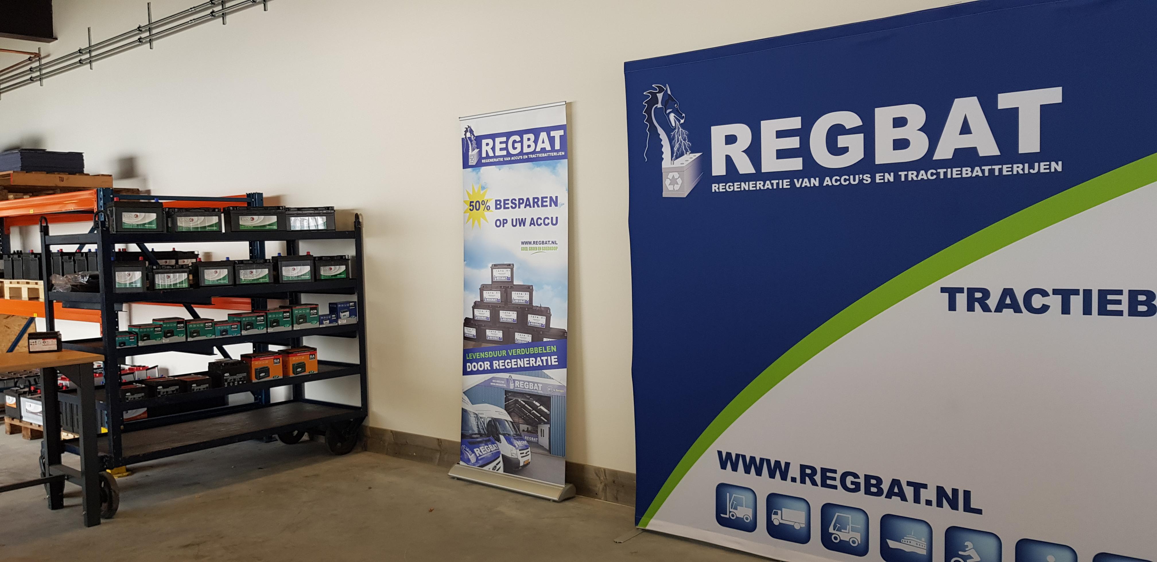 Accu Helmond is onderdeel van Regbat